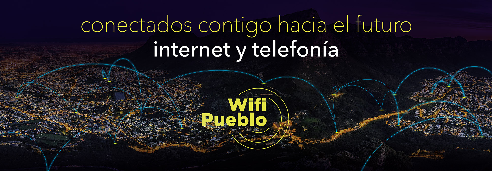 Internet Wifi Pueblo